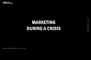 WRAL Digital Solutions Marketing During a Crisis Presentation