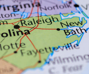 WRAL Digital Solutions Map